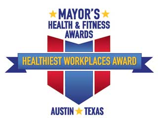 Mayor's Healthiest Workplace Emblem
